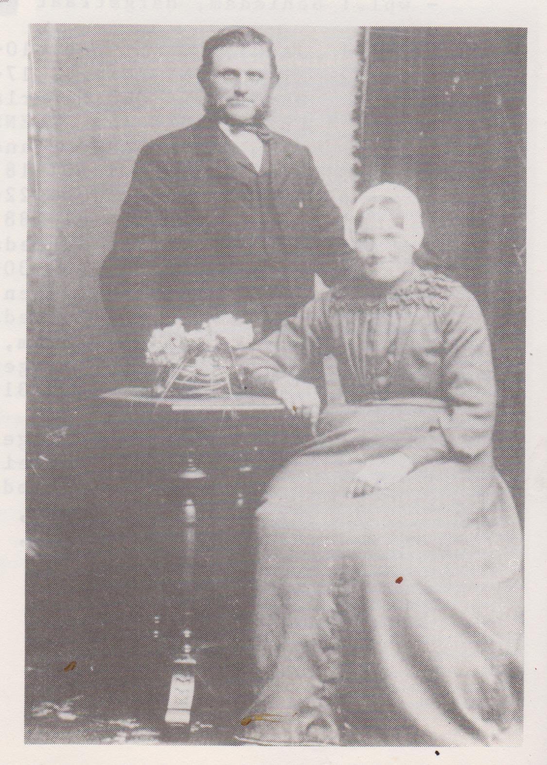 Gerrit Buitelaar(1849)+Helena Boers (1855)