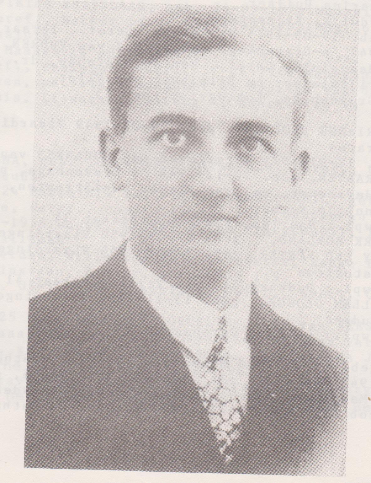 Leendert Buitelaar 1907-1944