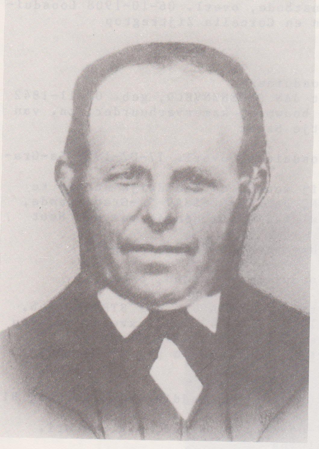 Maarten Buitelaar 07-08-1854