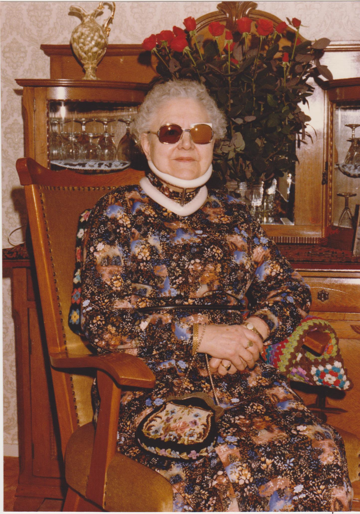 Willemina Keijzer 1901-2001 in 1980