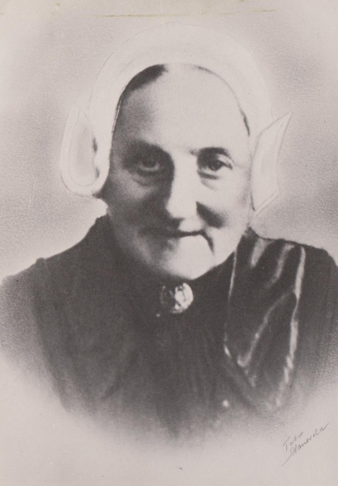 Willemina Keijzer - van der Wel 1853-1935