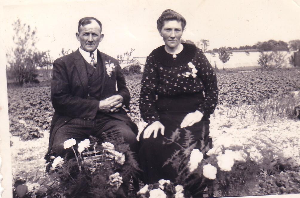 Arie Herbert (1885-1967) en Antje van der Ende (1890-1950)