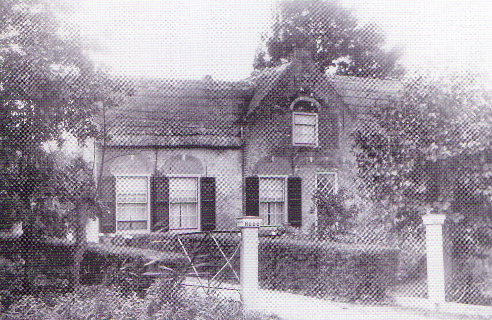 Boerderij  Hoogweg  - De Lier- Arij Keijzer (1852-1933)