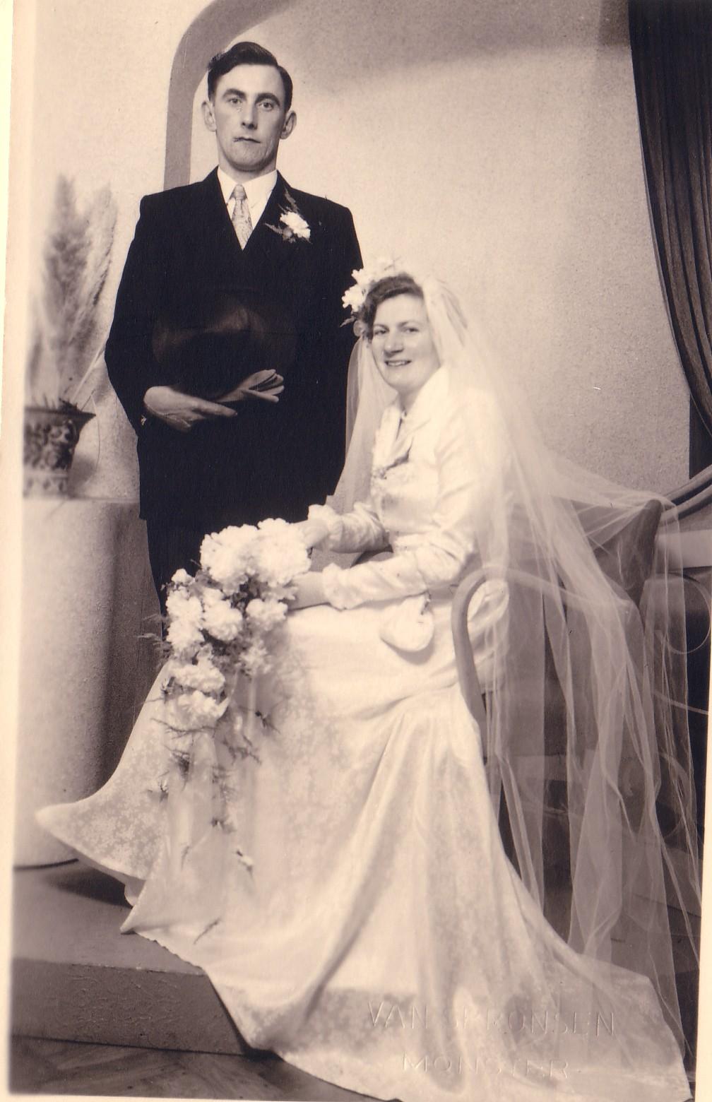 Huwelijk Christiaan vd Akker en Maria Keijzer (193)