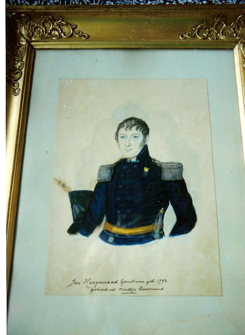Jan Hoogenraad (1792-1841)