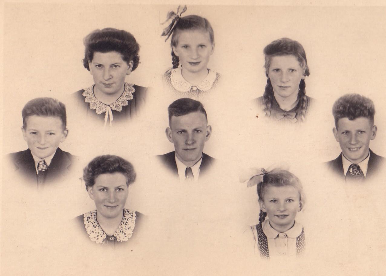 Kinderen  van Marinus C Keijzer en Jozina J. Romein