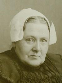 Willemina Keijzer - van der Spek1858-1932
