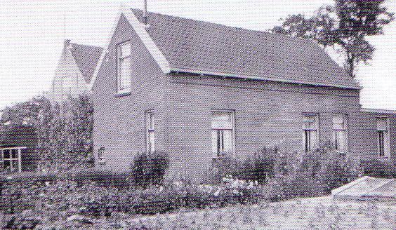 Woning Arie Herbert (1919-2004) en  Hendrika vd Wel (1920-1988)