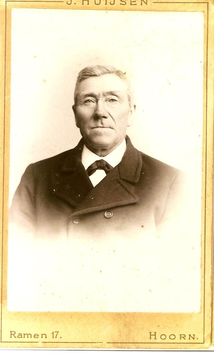 Albert van der Velde (1841-???)