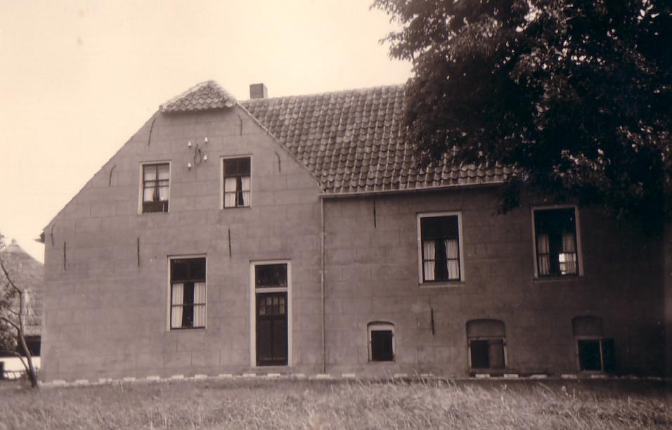 Boerderij Burgerdijkseweg - De Lier - Marinus C. Keijzer (1896-1966)