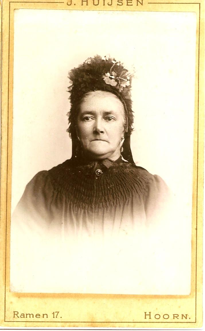 Gerardina van der Velde-Rinses (1842-1893)
