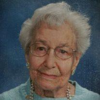 Johanna Romein (1920-2014)