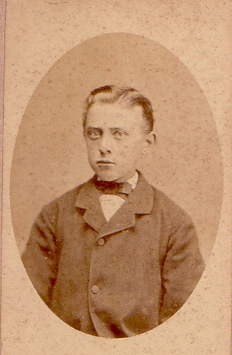 Pieter Romein 1829-1904