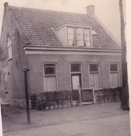 Emmastraat De Lier, woonhuis van Jan Romein en Johanna Brandhorst