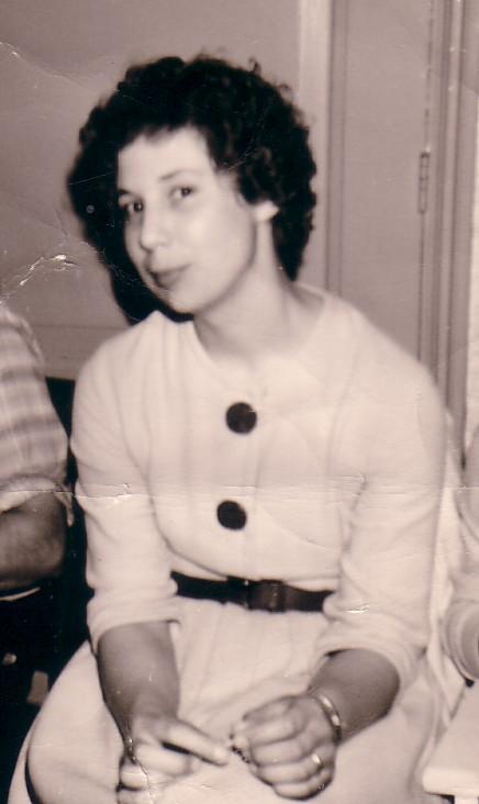Annie van Oosten 1941-1963
