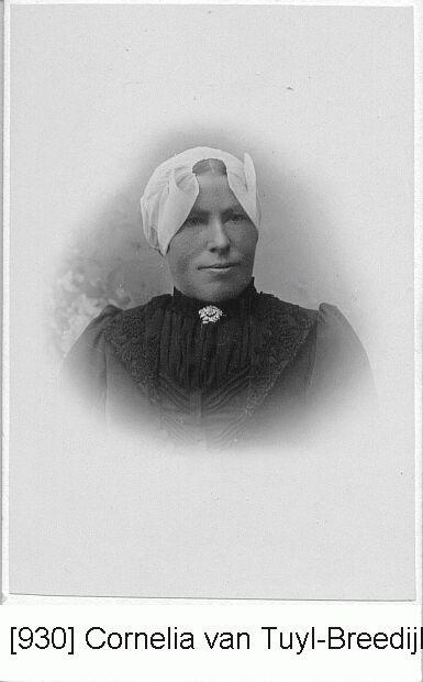 Cornelia Breedijk 1864-1932