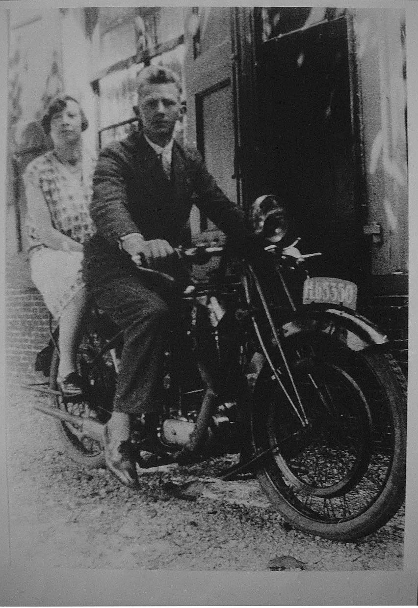 Jan Pieter Breedijk 1905-1939