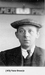 Pieter Breedijk 1882-1956
