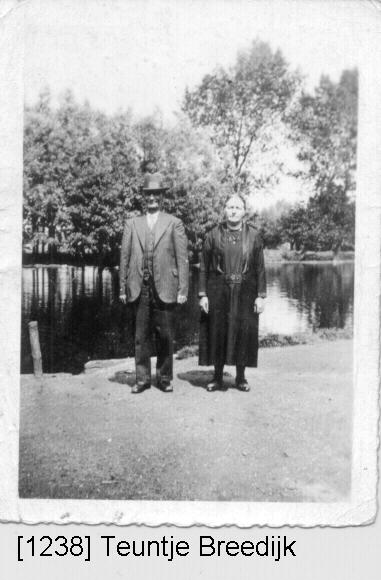 Teuntje Breedijk 1880-1936