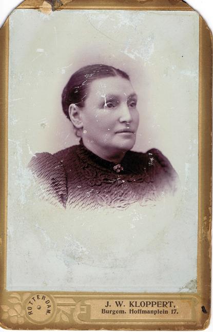 Jeannette van Eijmeren-Baden (1846-1913)