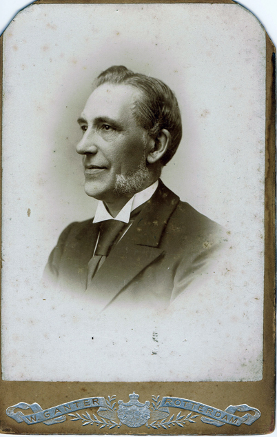 waarschijnlijk Cornelis M. van Eijmeren (1836-1921)